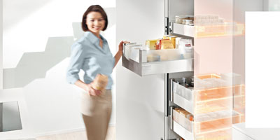 Storage-space kitchen designer canberra