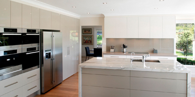 Are Kitchen Cabinets Usually Gloss Or Matt