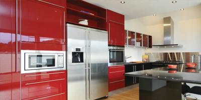 Vinyl Kitchen Design Fyshwick Act Canberra