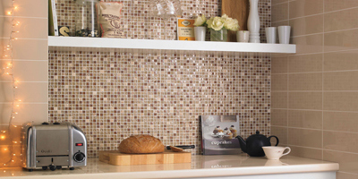 Mosaic Tile Kitchen Splashbacks Fyshwick
